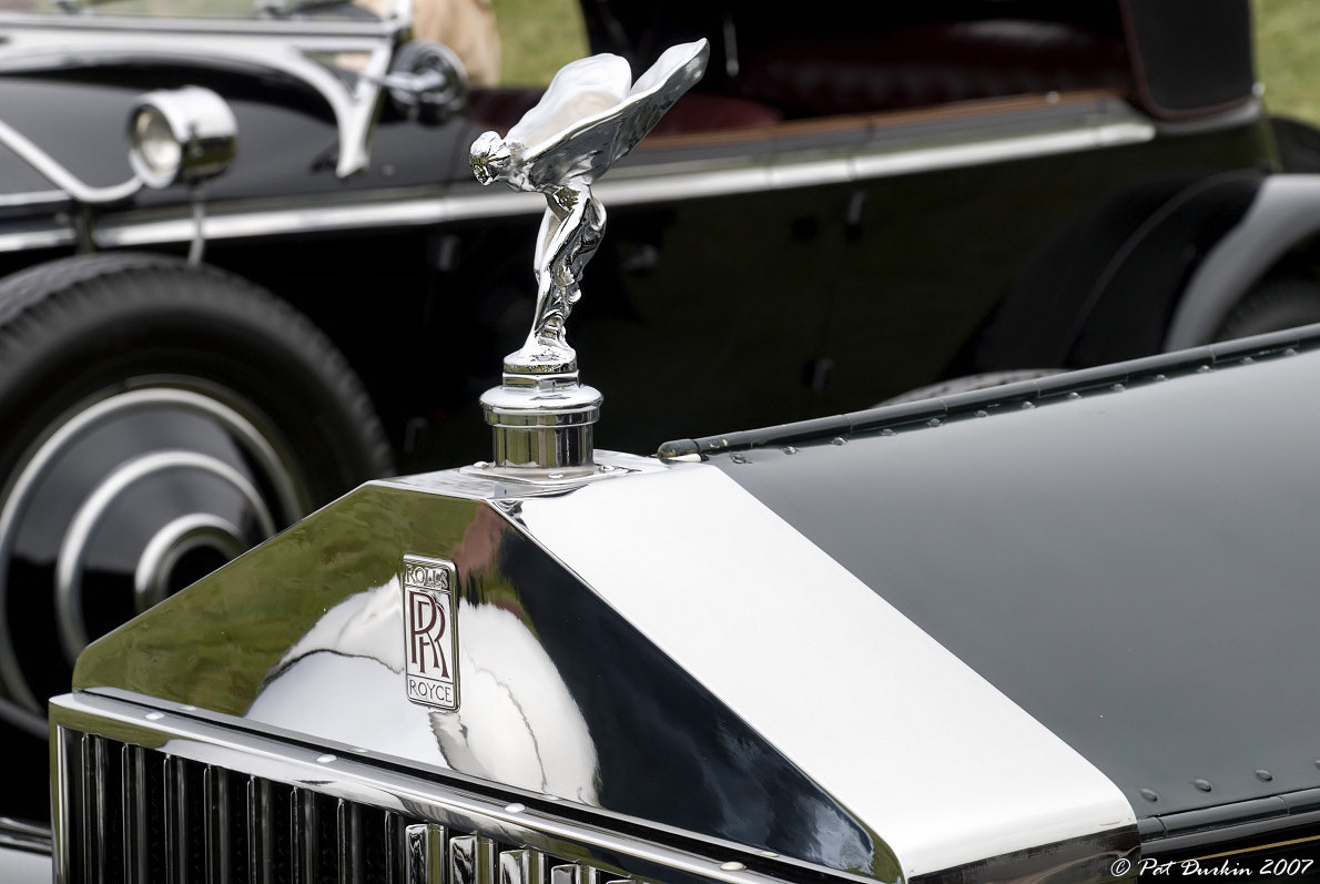 1929 Rolls Royce Phantom I Hooper Towncar - Flying Lady - Eleanor Velasco Thornton.jpg
